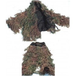 GhillieSuits - GHIL-NMS - Ghillie Jacket and Pants Set
