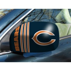 Fanmats - 11873 - Chicago Bears Small Mirror Cover