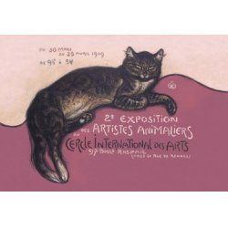 Buyenlarge - 01612-4P2030 - Exposition des Artistes Animaliers 20x30 poster