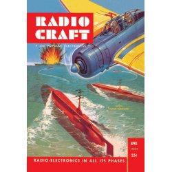 Buyenlarge - 07665-8CG28 - Radio Craft: Radio Motored Torpedoes 28x42 Giclee on Canvas