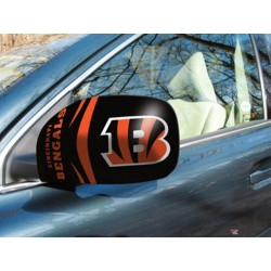 Fanmats - 11870 - Cincinnati Bengals Small Mirror Cover