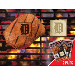 Fanmats - 13172 - Detroit Tigers Fanbrand 2 Pack
