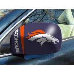 Fanmats - 11874 - Denver Broncos Small Mirror Cover