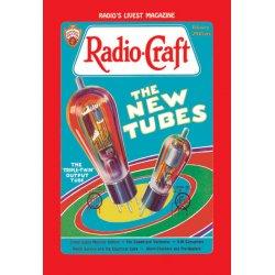 Buyenlarge - 07669-0CG28 - Radio Craft: The Triple-Twin Output Tube 28x42 Giclee on Canvas
