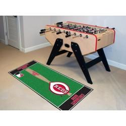 Fanmats - 11073 - Cincinnati Reds Baseball Runner 30x72