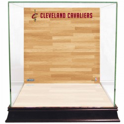 Steiner Sports - CASEBKU0000CC - Cleveland Cavaliers Basketball Court Background Case
