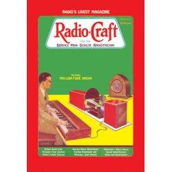Buyenlarge - 07670-4CG28 - Radio Craft: The Radio Trillion-Tone Organ 28x42 Giclee on Canvas