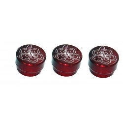 AMI - 9450HR - All Sales Head Light Knob (1 Knob)- Hibiscus Red