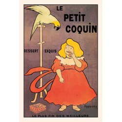 Buyenlarge - 01482-2P2030 - Le Petit Coquin 20x30 poster