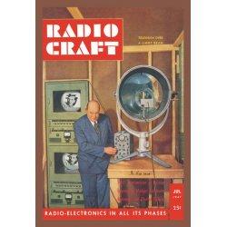 Buyenlarge - 07671-2CG28 - Radio Craft: Television over a Light Beam 28x42 Giclee on Canvas