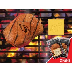 Fanmats - 13189 - NFL - Arizona Cardinals Fanbrand 2 Pack