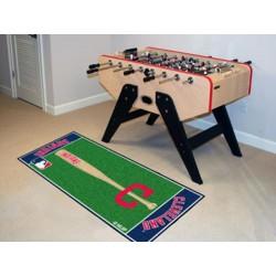 Fanmats - 16918 - Cleveland Indians Block-C Baseball Runner 30x72