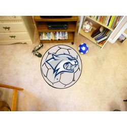 Fanmats - 1090 - University of New Hampshire Soccer Ball