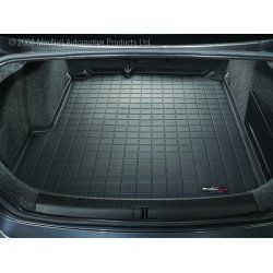 WeatherTech - 42205 - 2002 - 2003 Ford Explorer Grey Cargo Liner Behind 2nd seat