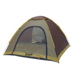 Gigatent - BT016 - GigaTents Backpacking Tent - 4 Person(s) Capacity - 1 Room(s) - Polyethylene, Polyester, Mesh, Steel