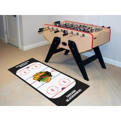 Fanmats - 10374 - Chicago Blackhawks Rink Runner