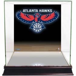 Steiner Sports - CASEBKU0001AH - Atlanta Hawks Logo Background Case