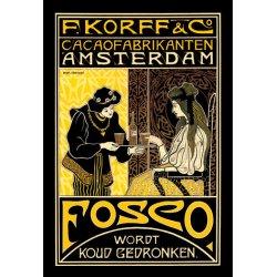 Buyenlarge - 01595-0P2030 - Fosco Cocoa 20x30 poster