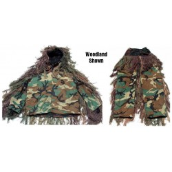 GhillieSuits - GHIL-NMCS - Varmint Hunter and Paintball Ghillie Suit