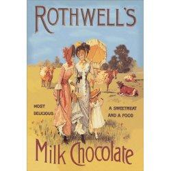 Buyenlarge - 01593-4P2030 - Rothwell's Milk Chocolate 20x30 poster