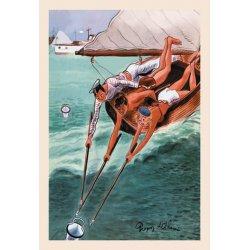 Buyenlarge - 07319-5CG28 - Seaweed 28x42 Giclee on Canvas