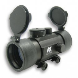 NcSTAR - DTB145 - NcStar 1x45 T-style Red Dot Sight