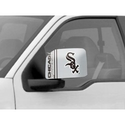 Fanmats - 13305 - Chicago White Sox Large Mirror Cover