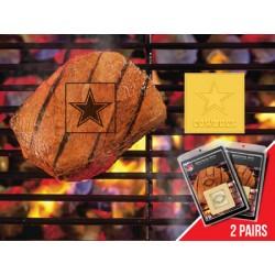 Fanmats - 13206 - Dallas Cowboys Fanbrand 2 Pack