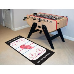 Fanmats - 10382 - Detroit Red Wings Rink Runner