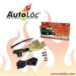 AutoLoc - TL9 - Tailgate Tailoc 1987-1996 F150 1987-1998 F250F350/1993 And Up Ford Ranger/1994 And Up Mazda B Series ?