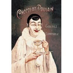 Buyenlarge - 01590-XP2030 - Chocolat Poulain: Taste and Compare 20x30 poster