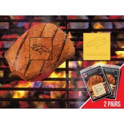 Fanmats - 13207 - Denver Broncos Fanbrand 2 Pack