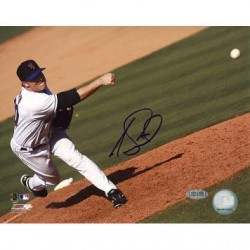 Steiner Sports - SMITPHS008102 - Joe Smith Horizontal Pitch 8x10