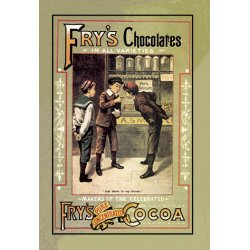 Buyenlarge - 01589-6P2030 - Fry's Chocolates 20x30 poster