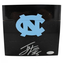 Steiner Sports - LAWSCTS6X6000 - Ty Lawson Autographed 6x6 Square of Black UNC Final Four Championship Court