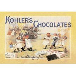 Buyenlarge - 01588-8P2030 - Kohler's Chocolates 20x30 poster