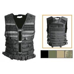 NcSTAR - CPV2915B - NcStar Molle Vest Black size Regular