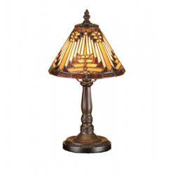 Meyda - 66223 - 14 Inch H Navajo Mission Mini Lamp Table Lamps