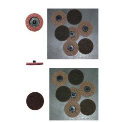 ATD Tools - ATD-3154 - 3-Inch Medium Grit Disc (25 Pack)