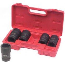 ATD Tools - ATD-8624 - 1-Inch Drive 5-Piece Budd Wheel Socket Set