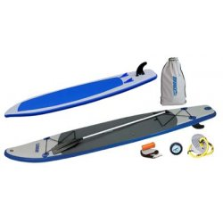 Sea Eagle - LB11K-ST - Sea Eagle SUP Inflatable Paddle Board LongBoard 11ft Start Up Package