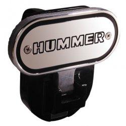 DefenderWorx - 10203 - Hummer - Black - 2 Inch Fold Down Step Hitch