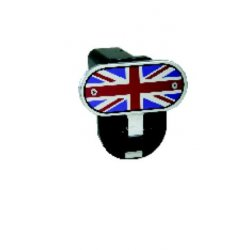DefenderWorx - 10402 - British Flag - Image Line - 2 Inch Fold Down Step Hitch