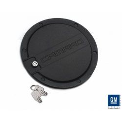 DefenderWorx - CB-1006 - Fuel Door Black