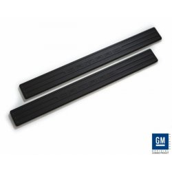 DefenderWorx - CB-1013 - Door Sills Black