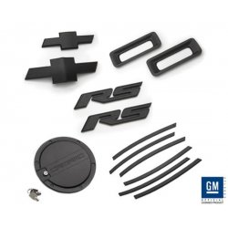 DefenderWorx - CB-20RS - RS Black Exterior Kit