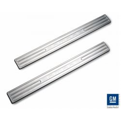 DefenderWorx - CC-1013 - Door Sills Chrome