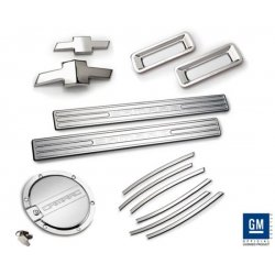 DefenderWorx - CC-20LT - LT Chrome Exterior Kit