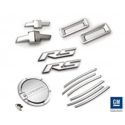 DefenderWorx - CC-20RS - RS Chrome Exterior Kit