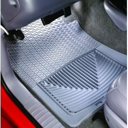 WeatherTech - W60GR - 2009-2011 Chevy Traverse Grey All Weather Floor Mats 3rd Row